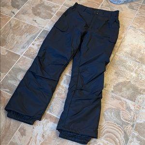 Ski pants Black M Boulder gear